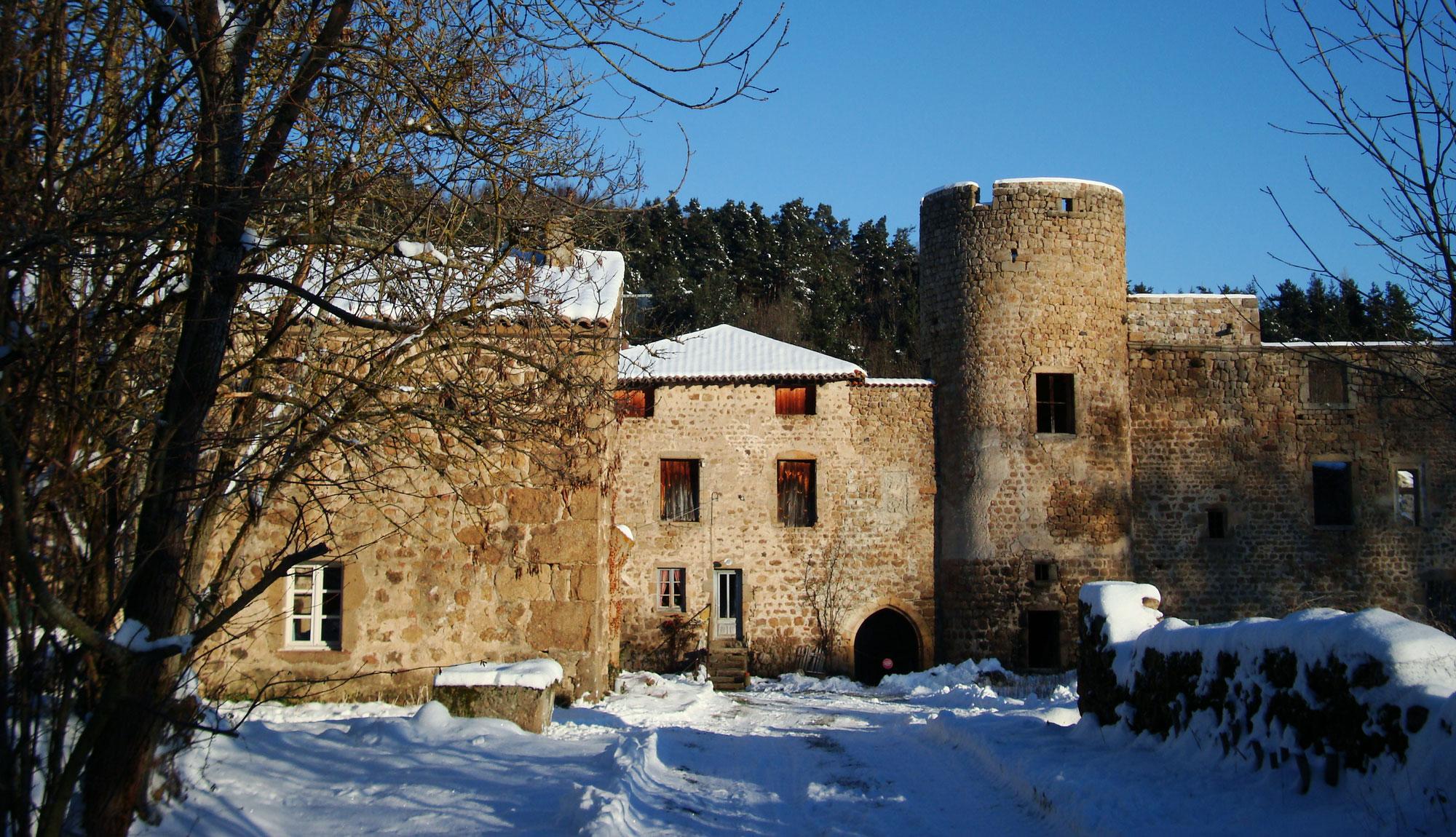 Chateau du Rousset